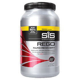 SiS Rego Rapid Recovery Tub 1,6kg, Banane